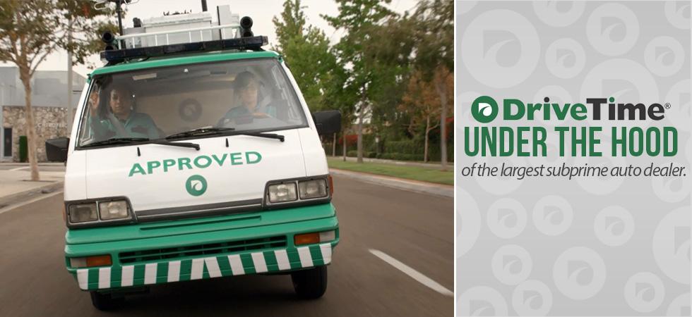 DriveTime Blog: Under the Hood