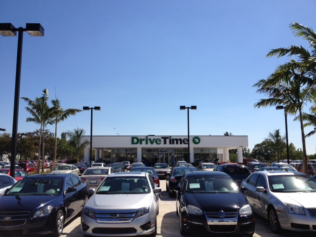 MIAMI LAKES DriveTime Dealership