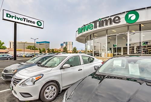 RENO DriveTime Dealership