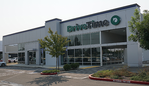 SACRAMENTO DriveTime Dealership
